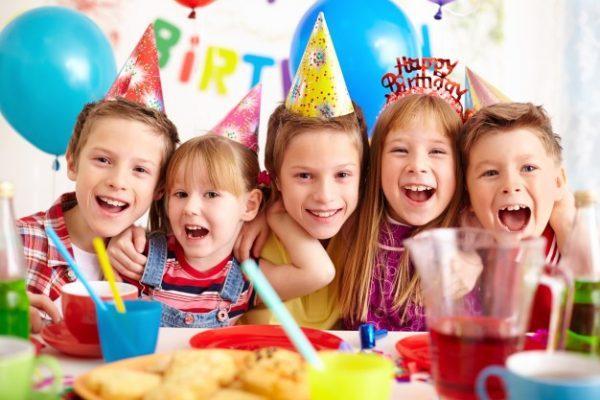 10 års fødselsdag afholdt af børnefest