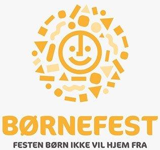 børnefest logo
