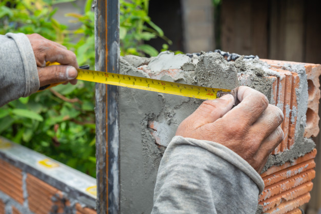 solidt murerarbejde