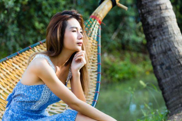 bambus hængekøje